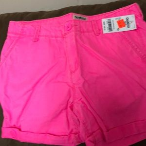 Girls Shorts with tags